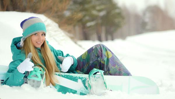 citas en la nieve
